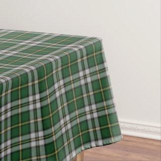 Tablecloth Cape Breton tartan