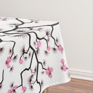 tablecloth cherry tree