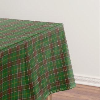 Tablecloth Newfoundland tartan