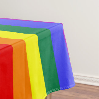 Tablecloth Pride Rainbow