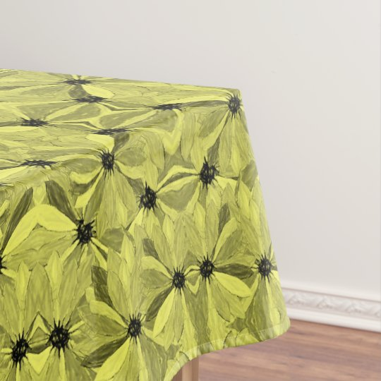 Tablecloth Sunflowers