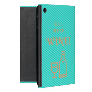 Tablet Case Eat Sleep Wine