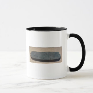 Tablet inscribed in 'Linear B'  sheep Mug
