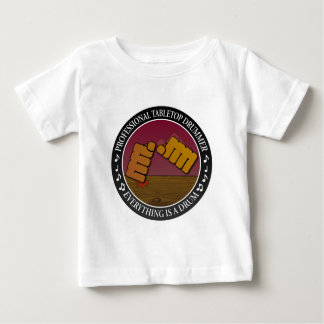 Tabletop drummer baby T-Shirt