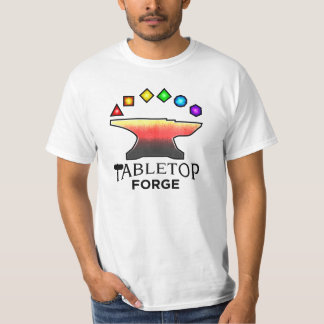 Tabletop Forge Value Tshirt