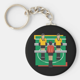 Tabletop Soccer Keychain