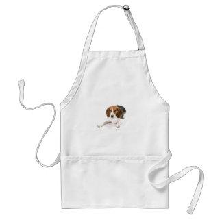 Tablier de chien de beagle