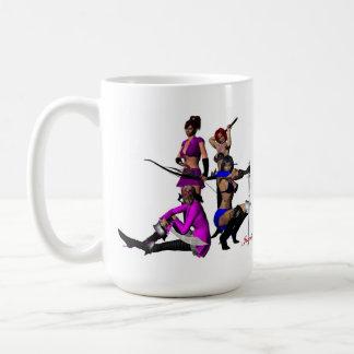 Taboo Classic White Coffee Mug
