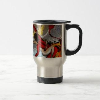 Taboo Rapture 15 Oz Stainless Steel Travel Mug