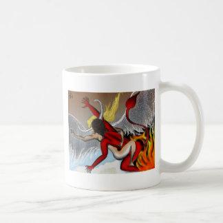 Taboo Rapture Classic White Coffee Mug