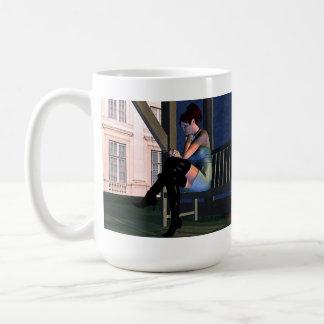 Taboo Vixens #1: Lusinda Raimond Classic White Coffee Mug