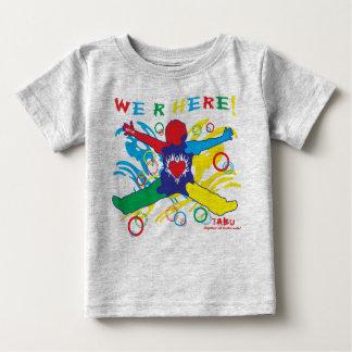 TABU Autism awareness Infant T shirt