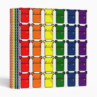 Tabu Japan Rainbow Fridge Binder