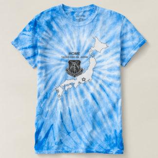 Tachikawa AB Japan HOME Tie-Dye T-Shirt