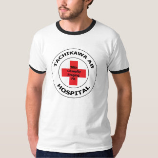 Tachikawa Air Base Hospital T-Shirt