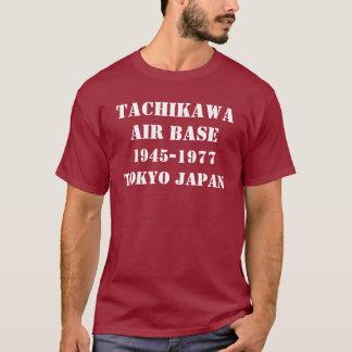 tachikawa Air Base Japan 1945-1977 T-Shirt