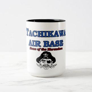 Tachikawa Air Base Two-Tone Coffee Mug