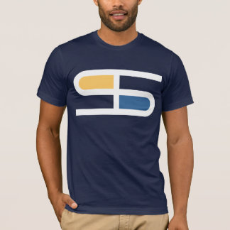 """Tack and Jibe"" Nautical Theme Design T-Shirt"
