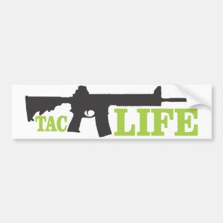TacLife, Bumper Sticker