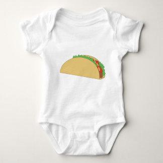 Taco Baby Bodysuit