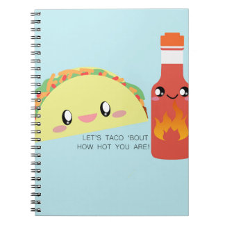 TACO 'bout HOT Notebook