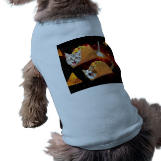 Taco Cats Space Dog Clothes