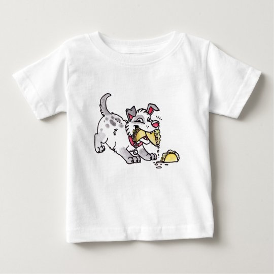 Taco Dog Infant T-shirt