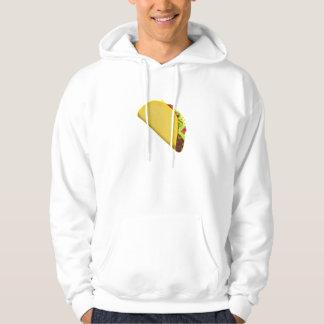 Taco Emoji Hoodie