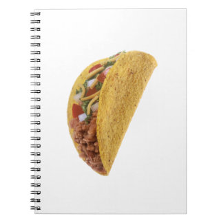 Taco Funny Halloween costume matching couples Notebooks