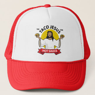 Taco Jesus Trucker Hat
