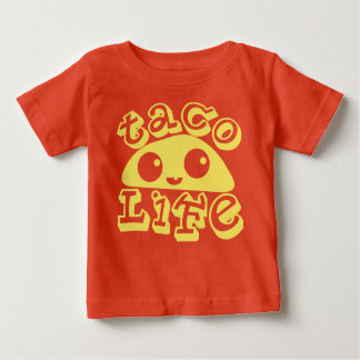 Taco Life Baby T-Shirt