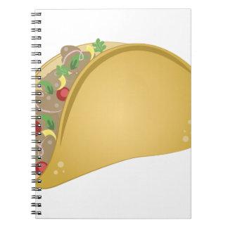 Taco Notebook