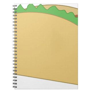Taco Notebooks