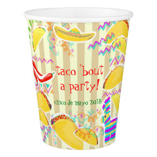 Taco Party Cup – Customizable