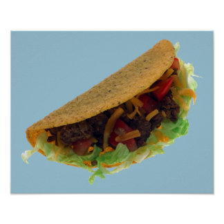 Taco Poster