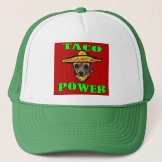 TACO POWER TRUCKER HAT