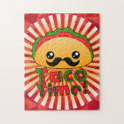Taco Time Jigsaw Puzzle