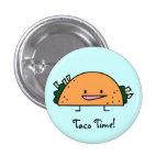 Taco Time Pin Button