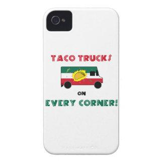 Taco Trucks On Every Corner iPhone 4 Cover