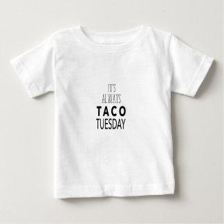 TACO TUESDAY BABY T-Shirt