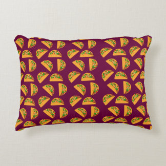 Taco Tuesday Decorative Pillow