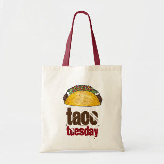 Taco Tuesday Funny Tacos Foodie Tote Bag