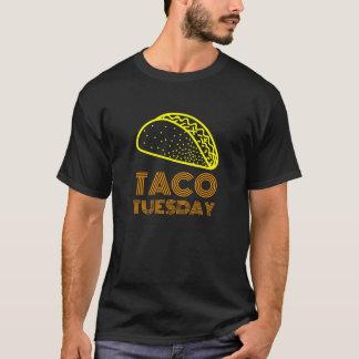Taco Tuesday - Retro Style Funny Tee Shirt