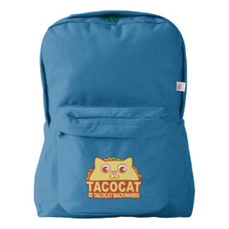 Tacocat Backwards II Backpack