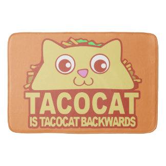 Tacocat Backwards II Bath Mat
