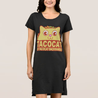 Tacocat Backwards II Dress