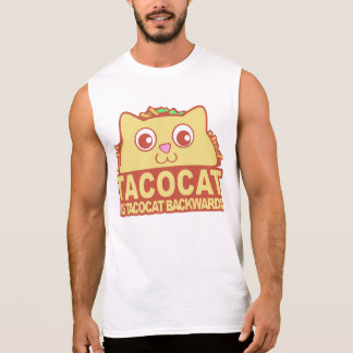 Tacocat Backwards II Sleeveless Shirt