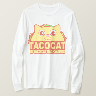 Tacocat Backwards II T-Shirt