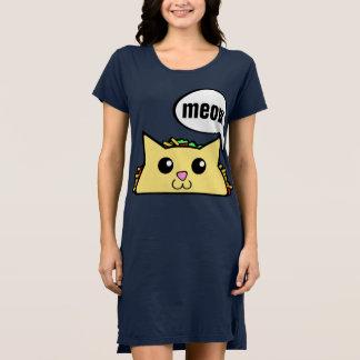 Tacocat Character Dress