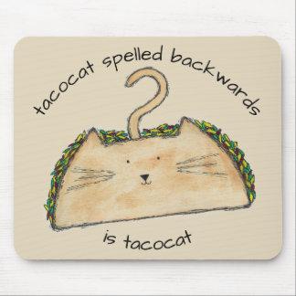 Tacocat Mousepad